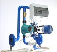 Блочный модуль контроля теплопотребления